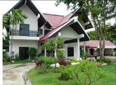 5 bedroom house for rent at Panya Village On Nut - House - Suan Luang - On Nut